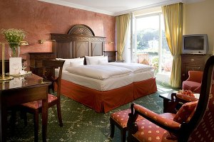 Zimmer im Strandhotel Heringsdorf