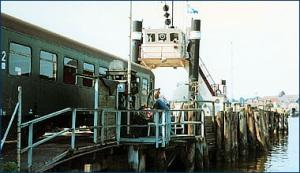 Fährschiff Stralsund