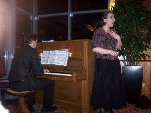 23.10.2008 - Liederabend