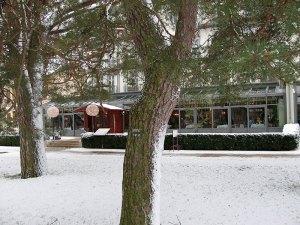 Der 1. Schnee