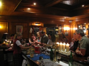 Gästecocktailrunde am 19.08.2009