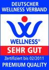 Wellness-Zertifizierung 2009