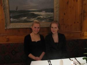 Laura Kallasvee & Britt Samoson